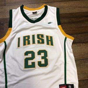 on sale f5239 4cde4 Lebron James HS Nike Jersey 🔥🔥🔥🔥